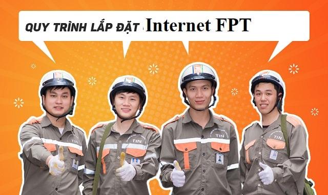 Đăng ký Internet FPT hỗ trợ lắp đặt nhanh chóng