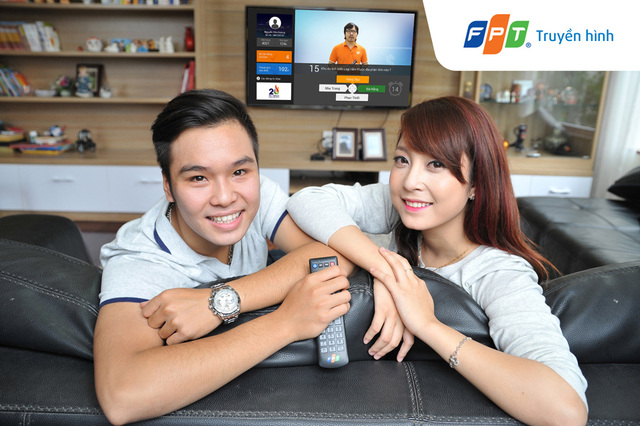 Khám phá thế giới giải trí thu nhỏ trong dịch vụ truyền hình cáp FPT