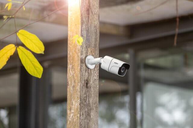 Camera an ninh thông minh giúp phát hiện người lạ ngay lập tức