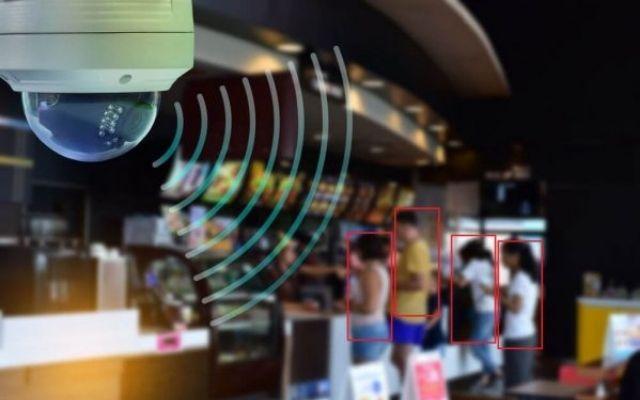 Camera an ninh thông minh được ứng dụng phổ biến tại các cửa hàng