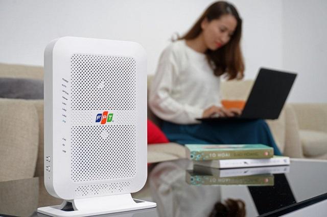 Ưu điểm khi sử dụng wifi của FPT