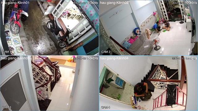 Camera Wifi mang đến chất lượng hình ảnh sắc nét