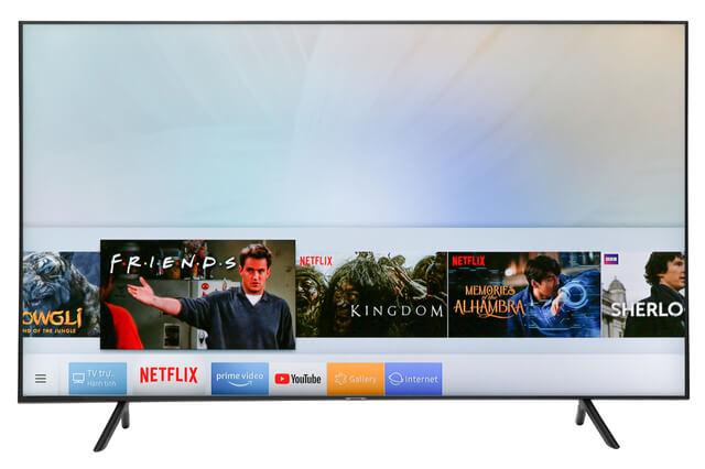 Tivi Samsung giá ở đâu rẻ nhất