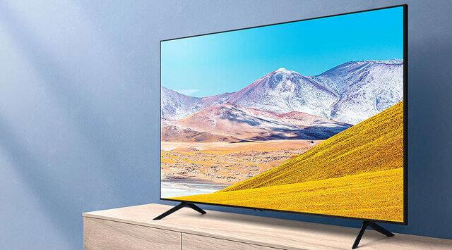 Tivi Samsung 55 inch thông minh